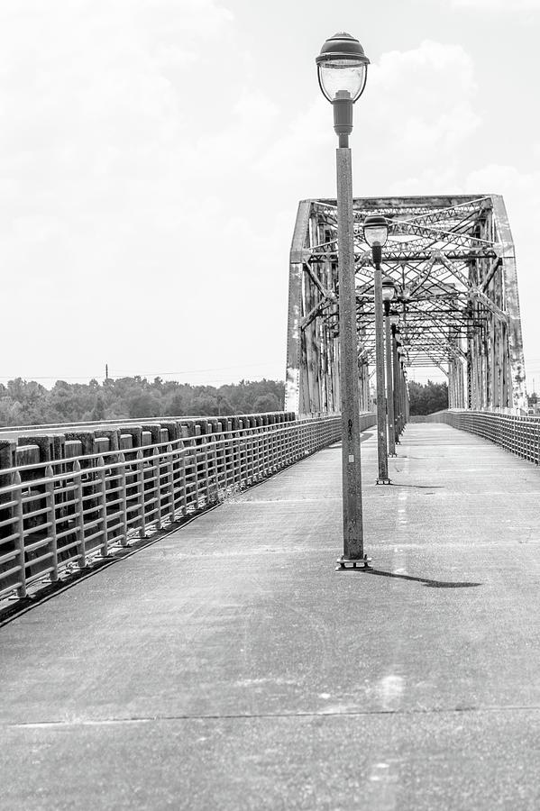 Angle Steel Bridge  by Kelly Thackeray