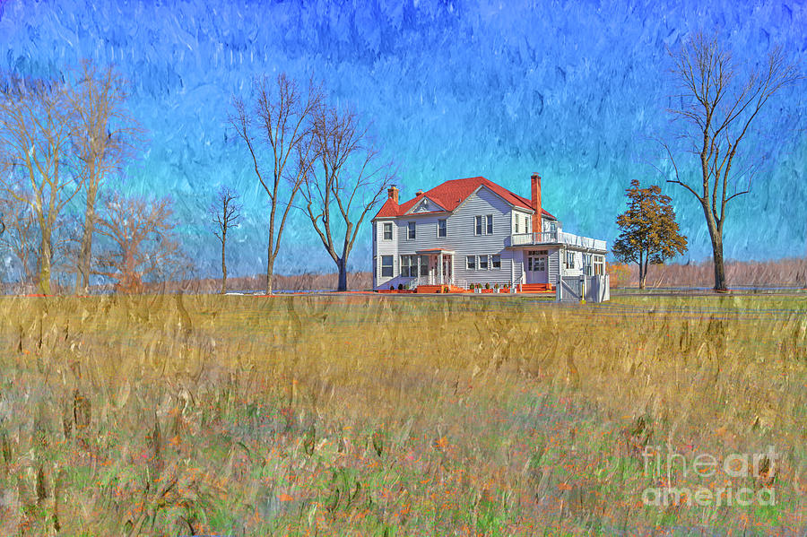Explore Digital Art - Anheuser Estate by Larry Braun