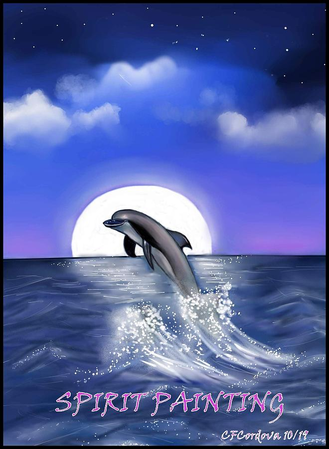 Animal Spirit painting by Carmen Cordova