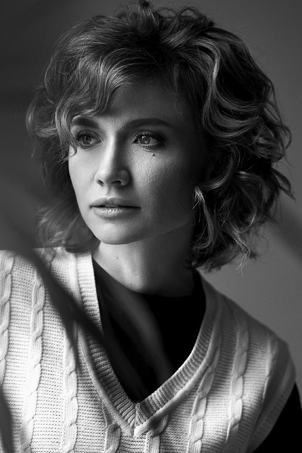 Portrait Photograph - Anna by Anna