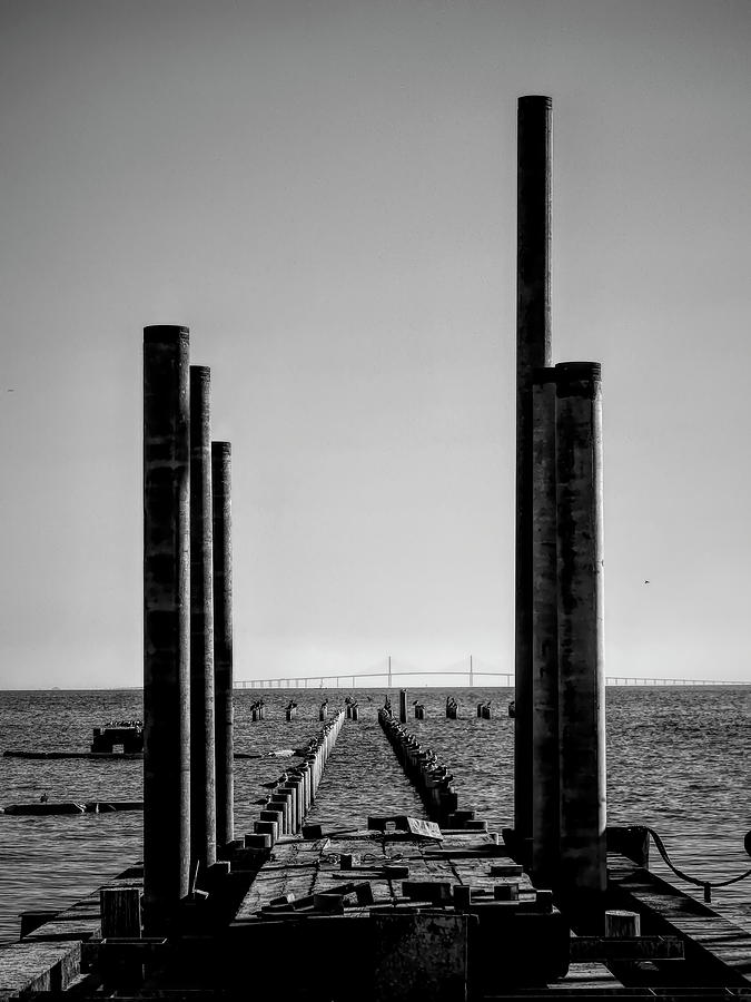 Anna Maria City Pier Rebuild 2019 by Robert Stanhope
