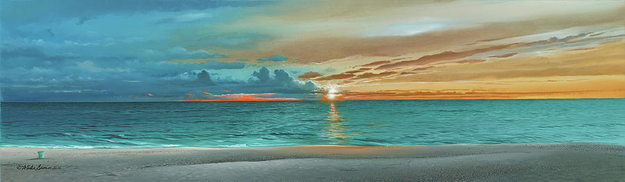 Anna Maria Island Beach by Mike Brown