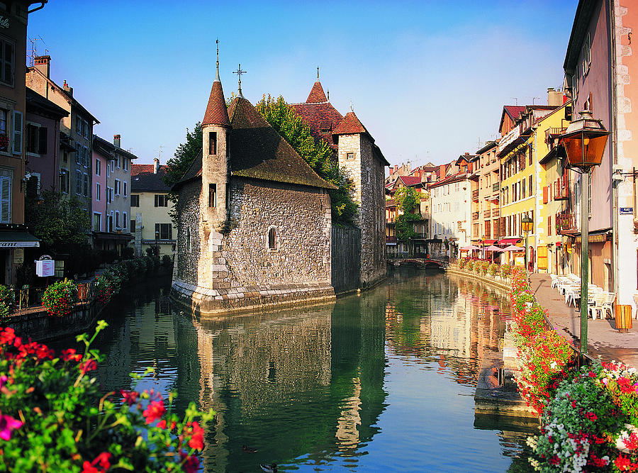 Annecy, Savoie, France Photograph by Robertharding