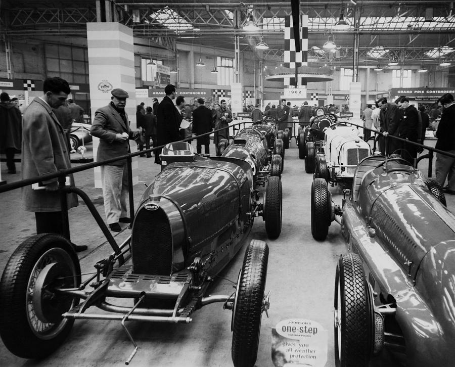 Annual Racing Cars Show At London S Photograph by Keystone-france