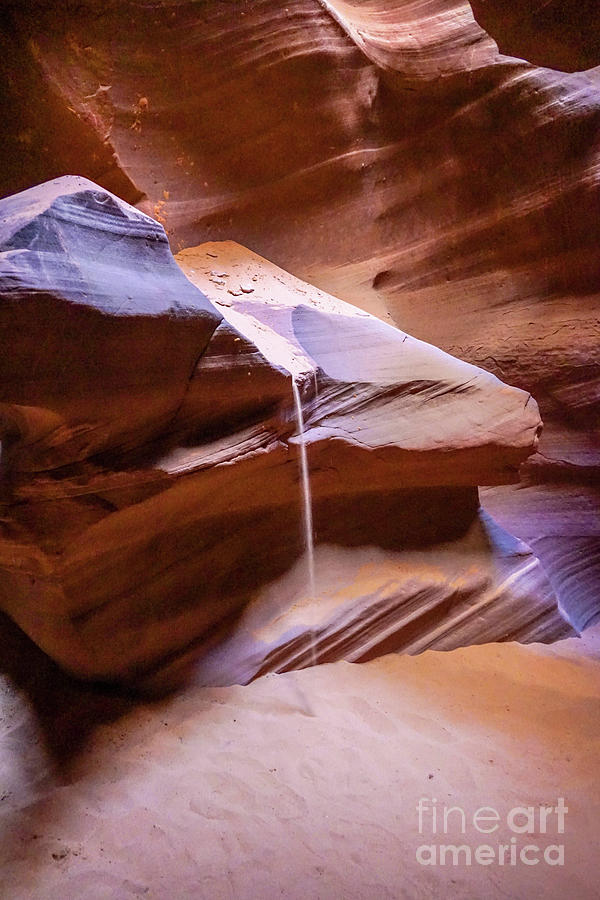 Antelope Canyon by Cathy Donohoue