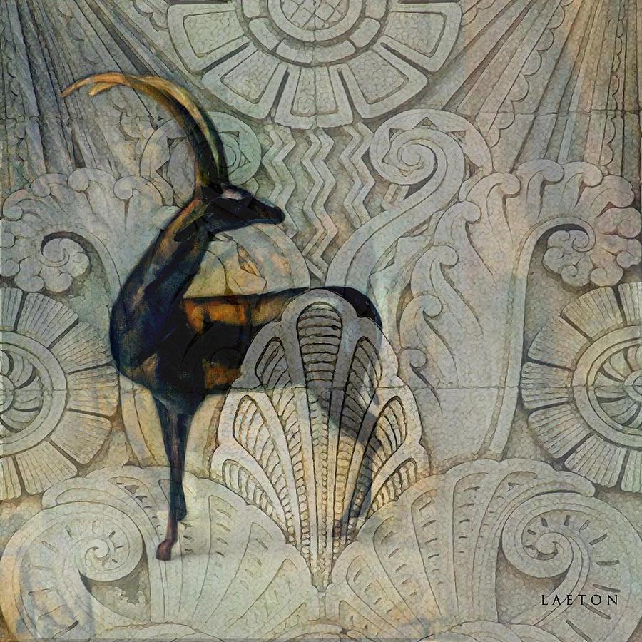 Antelope Dream by Richard Laeton