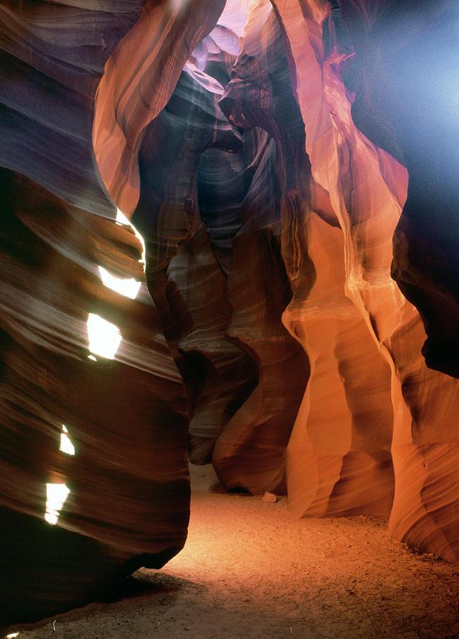 Antelope Slot Canyon, Arizona Photograph by Henryk T. Kaiser