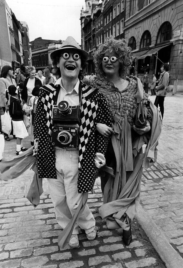 Anti-glc Photograph by Evening Standard