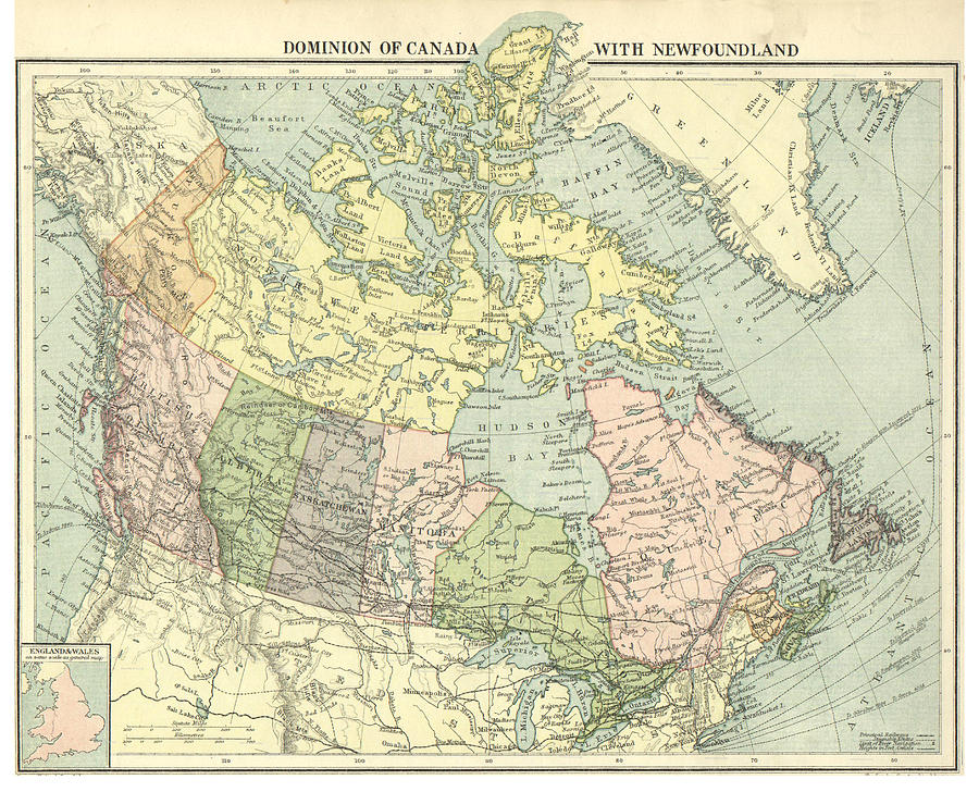 Antique Map Of Dominion Of Canada - Old Cartographic Map - Antique on old mexico map, vintage canada, old map switzerland, abbotsford canada, old world map, old map europe, old map italy, historical events of canada, trail bc canada, ancient maps of canada, snowshoeing canada, old ads for tourism canada, old house canada, historical maps of canada, street map montreal qc canada, atlas de canada, geographic regions of canada, french canada, old map singapore, brochure of canada,