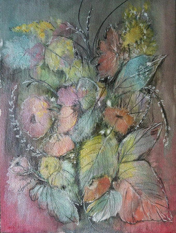 Antique Rose by Florence Ferrandino
