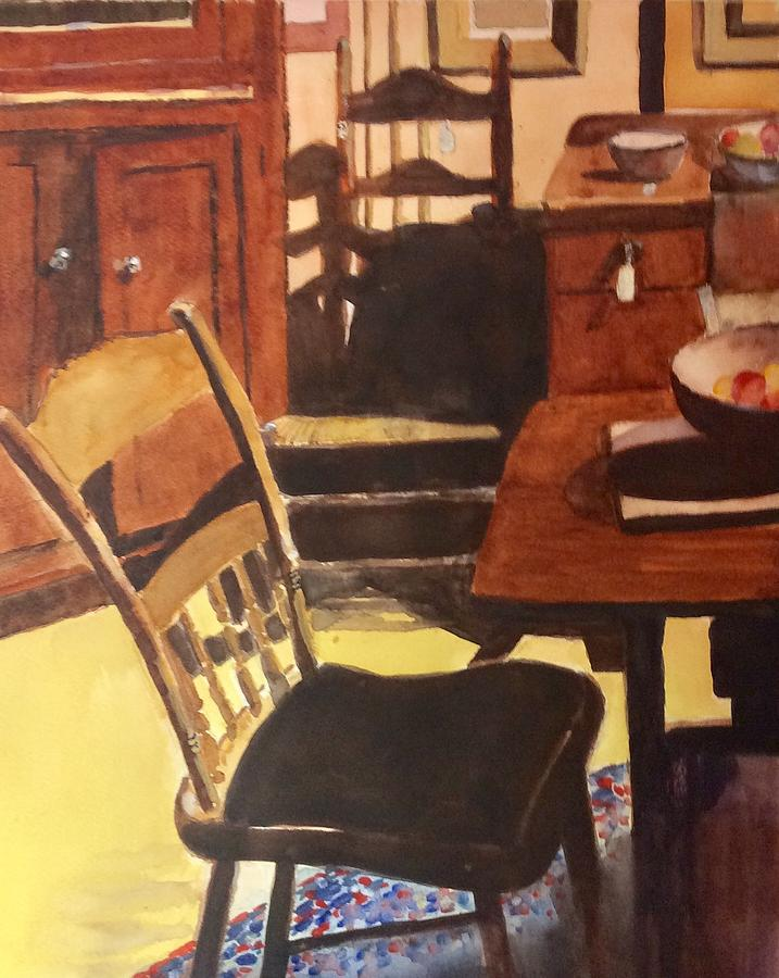 Antique Store by Judith Scull