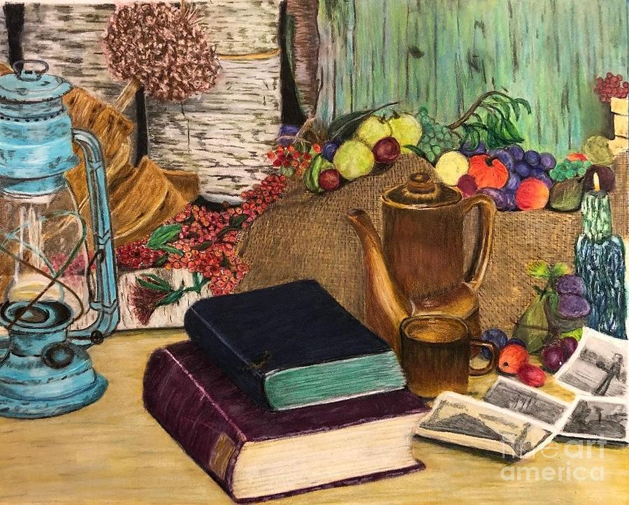 Antique by Tina Pilgrim