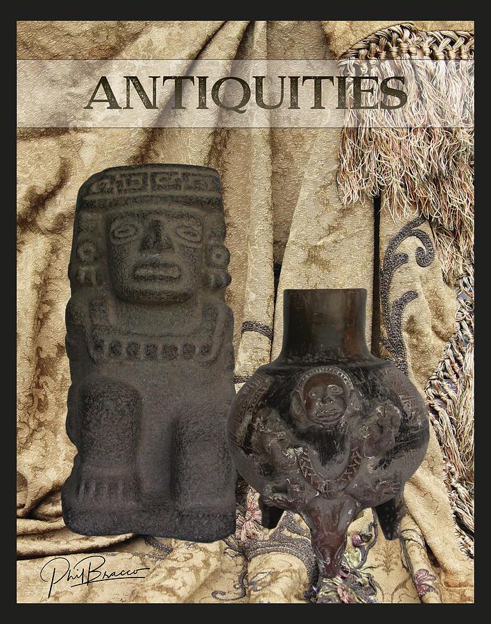 Antiquities by Philip Bracco