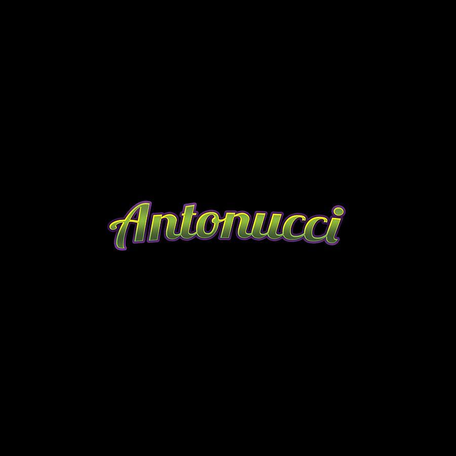 Antonucci #Antonucci by TintoDesigns