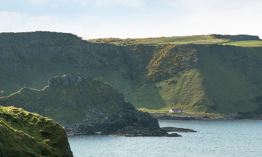 Antrim Coast by Roelof Nijholt