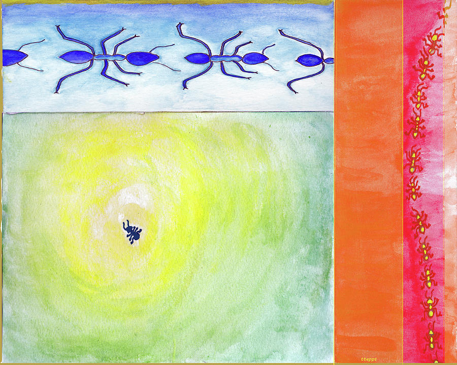 Ants by Teresa Epps