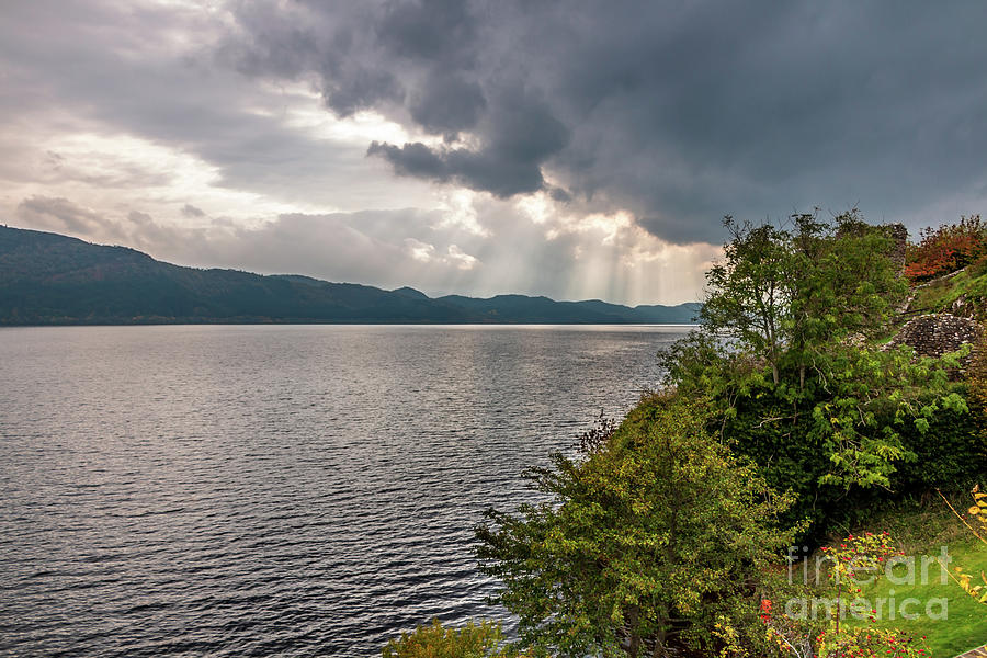 Any Sign Of Nessie Photograph