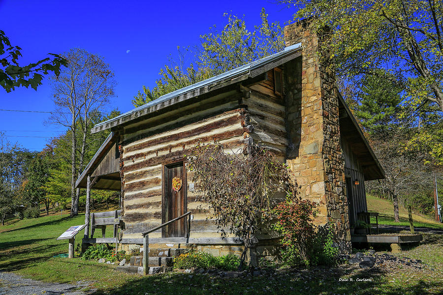 A P Carter Cabin by Dale R Carlson