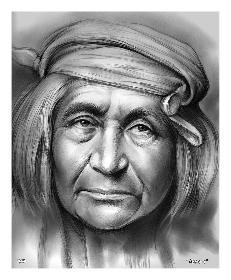 Apache Drawing