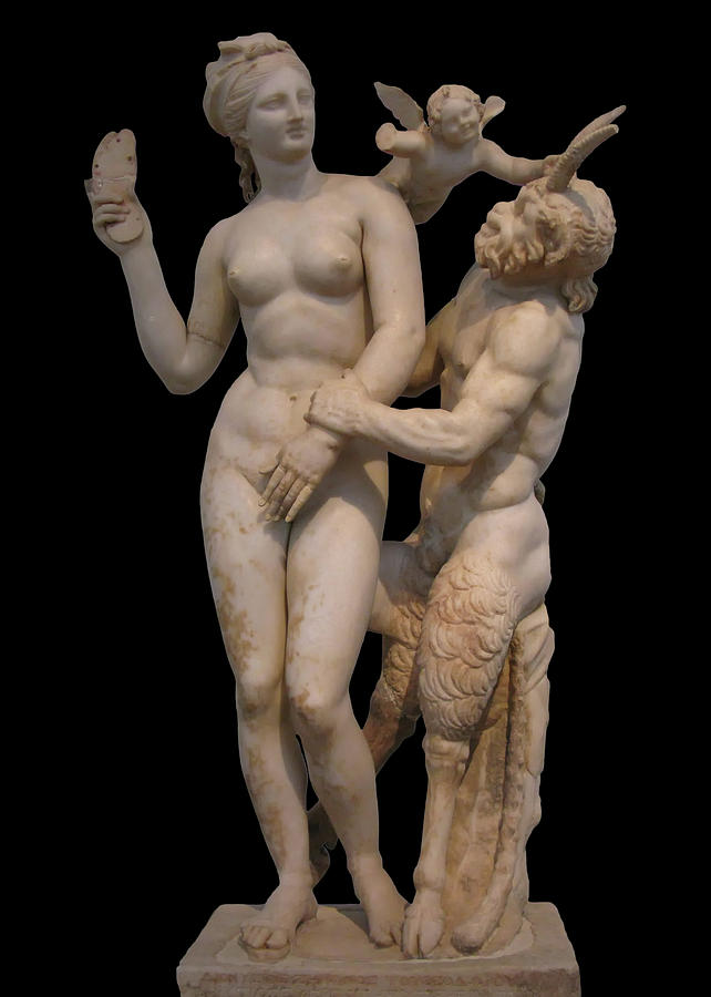Aphrodite and Friends by Doug Matthews