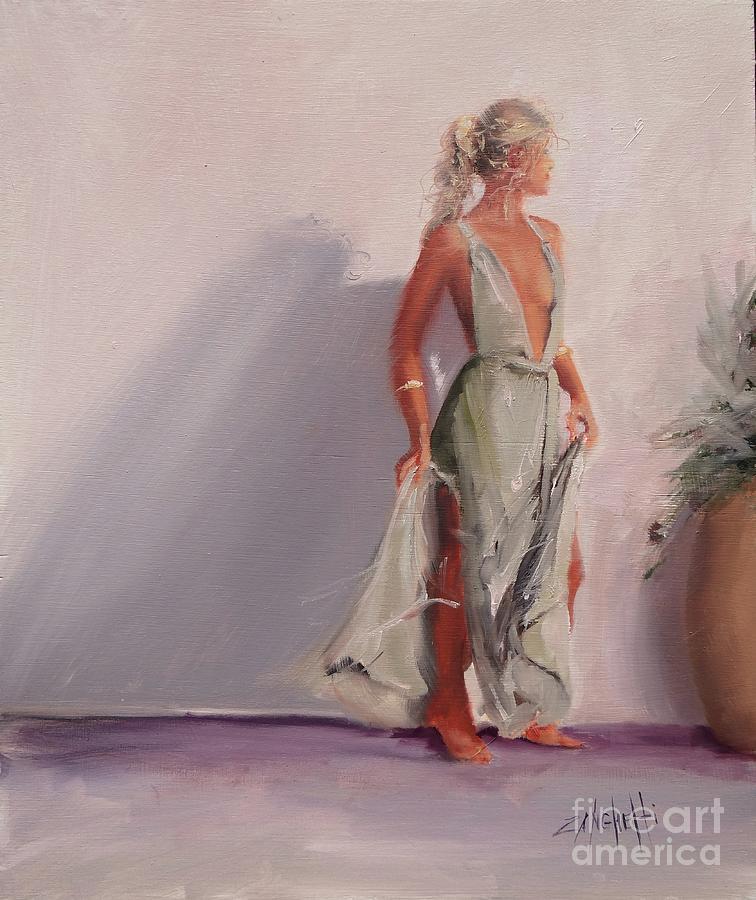 Aphrodite by Laura Lee Zanghetti