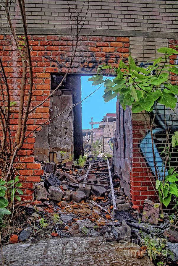 Apocalypse Detroit 15 by Walter Neal