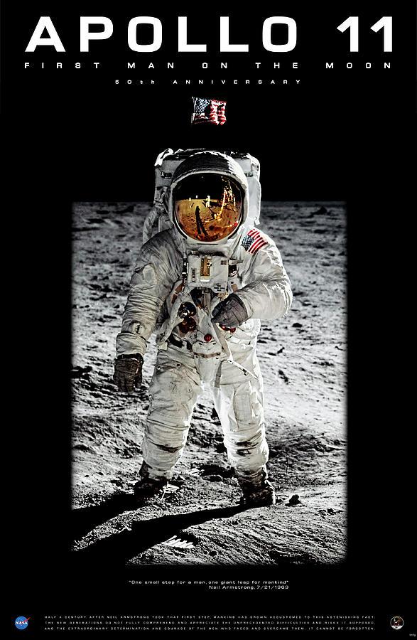 Apollo 11 Anniversary by Weston Westmoreland