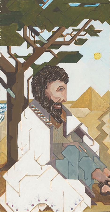 Apostle Bartholomew by Willy Wiedmann