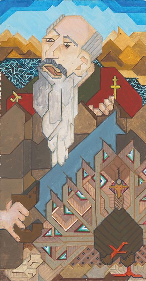 Apostle Simon by Willy Wiedmann