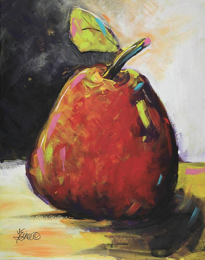 Apple a Day by Terri Einer