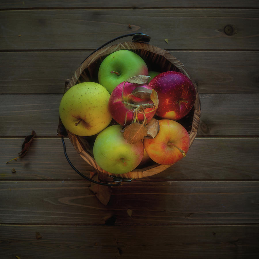 Apple harvest  by Alessandra RC