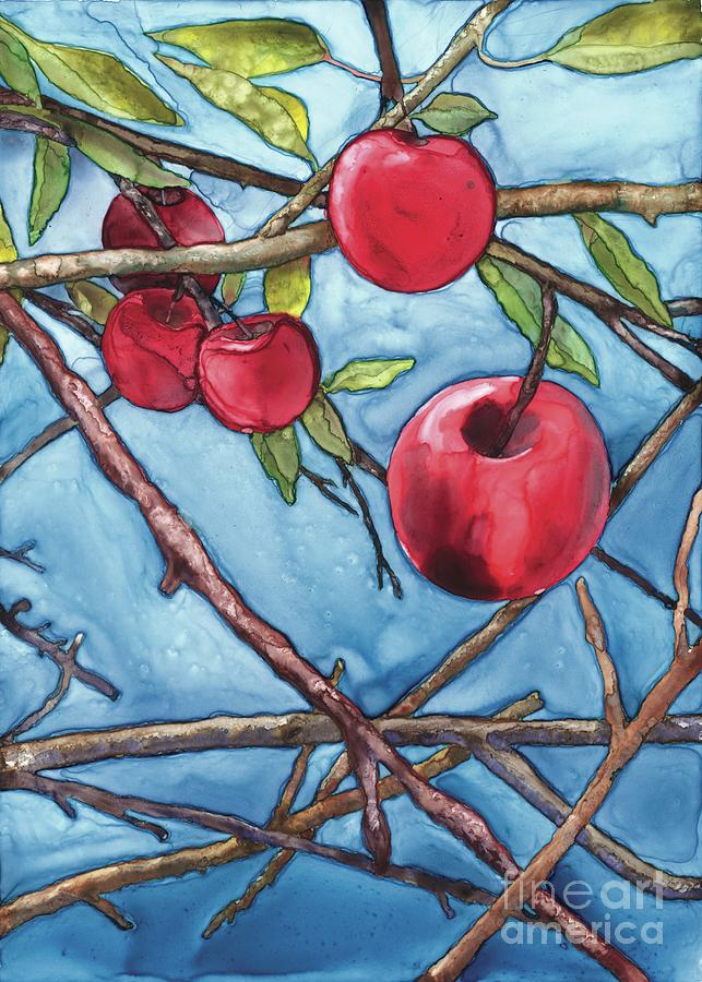 Apple Harvest by Amy Stielstra