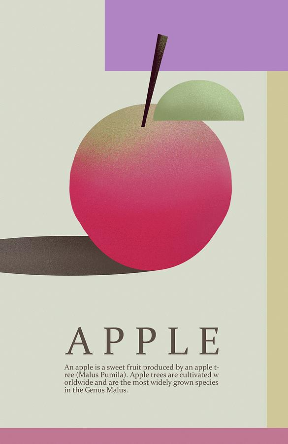 Apple by Joe Gilronan