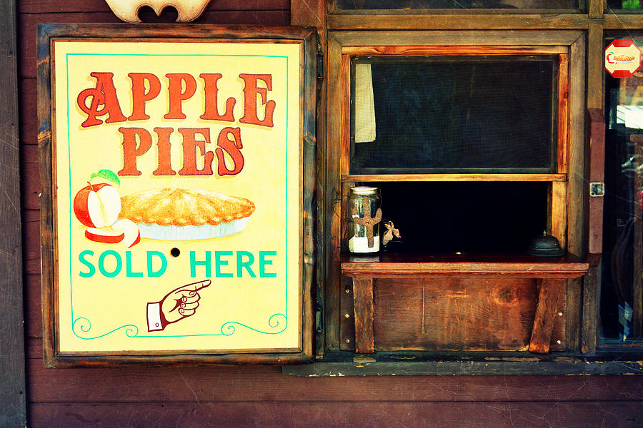 Apple Pies Sold Here by Glenn McCarthy