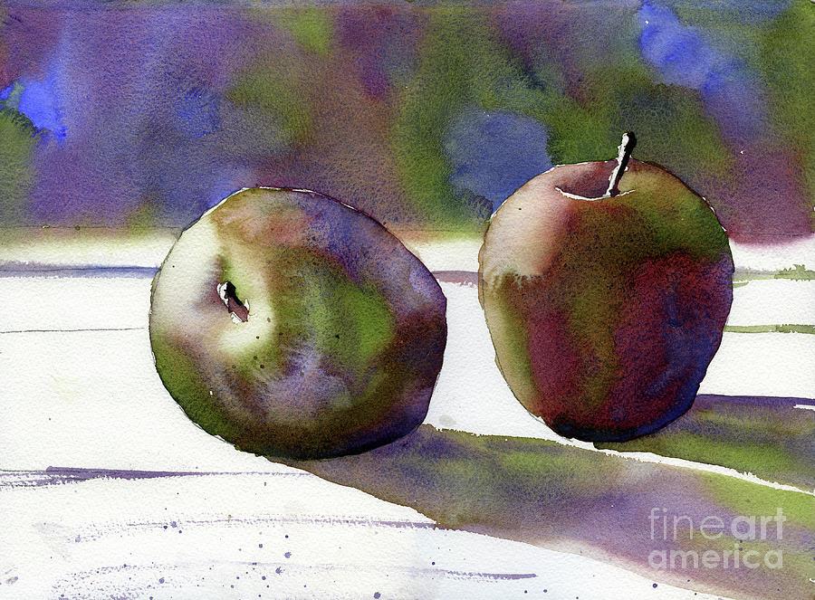 Apple Still LIfe by Ryan Fox