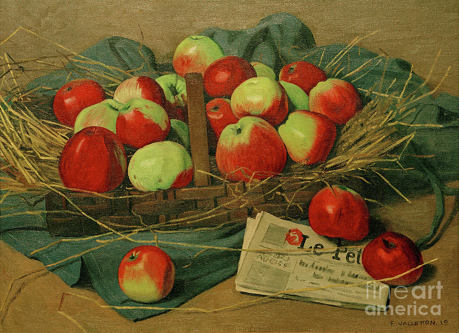 Apples by Felix Vallotton