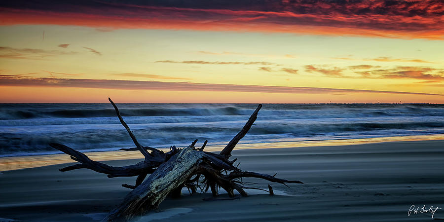 Atlantic Ocean Photograph - Approaching Tide by Phill Doherty
