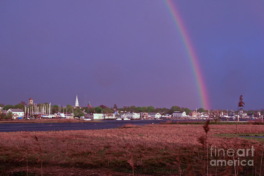 April Rainbow by Butch Lombardi