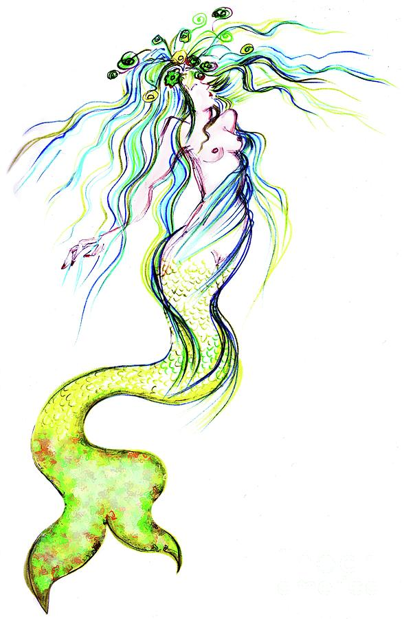 Aqua by Carolyn Weltman
