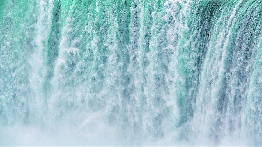 Water Photograph - Aqua Galore by Christopher Behrend