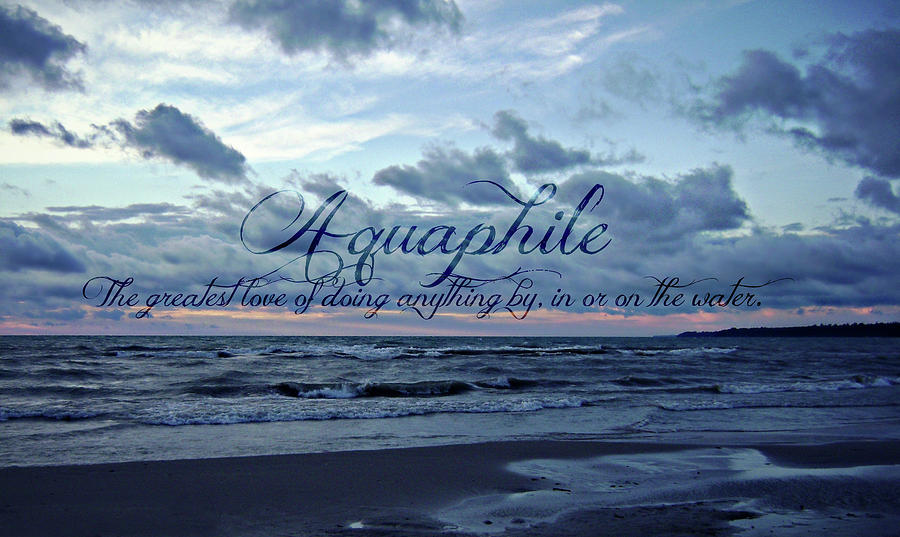 Aquaphile by Cyryn Fyrcyd