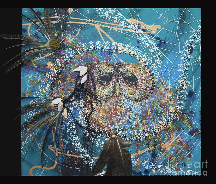 Arachne's Challenger by Cheryle Gannaway