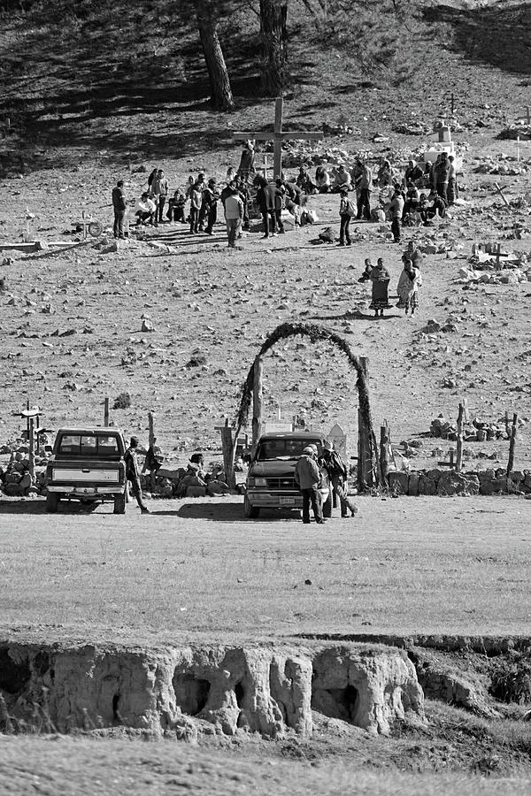 Arareko Funeral by Jeff Brunton