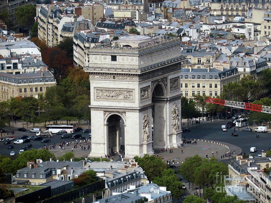Arc de Triomphe by Steven Spak