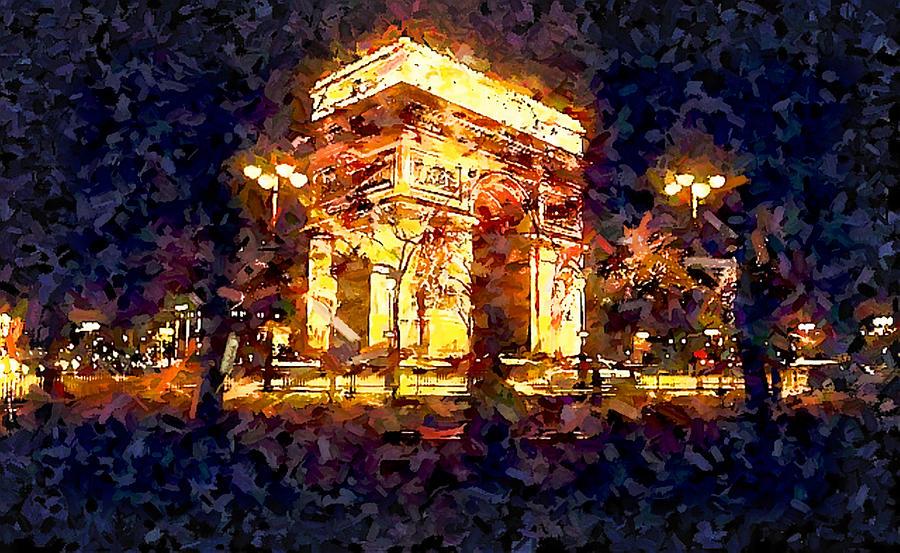 Arc de Triumph by Mario Carini
