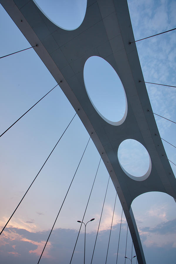 Arch Bridge Photograph by Blackstation
