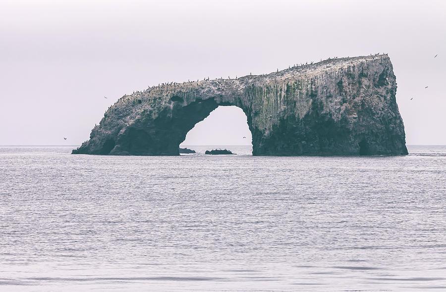arch rock  by Jonathan Nguyen