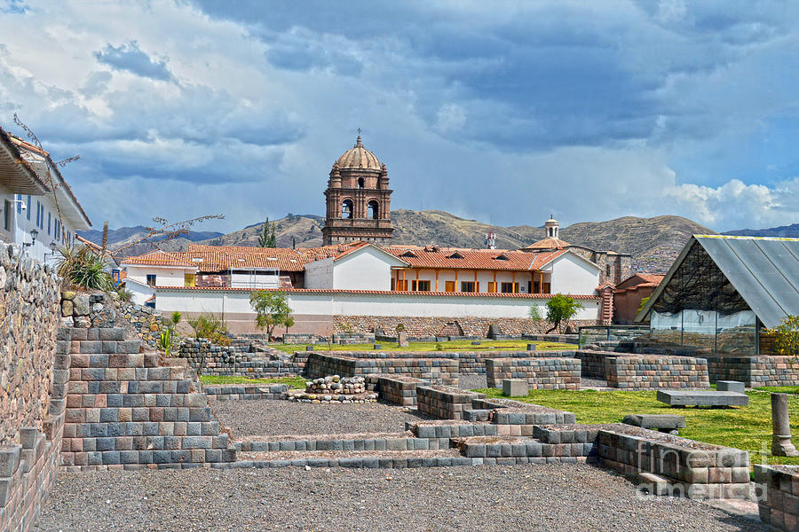 Archaeological Museum in Cusco, Peru by Catherine Sherman