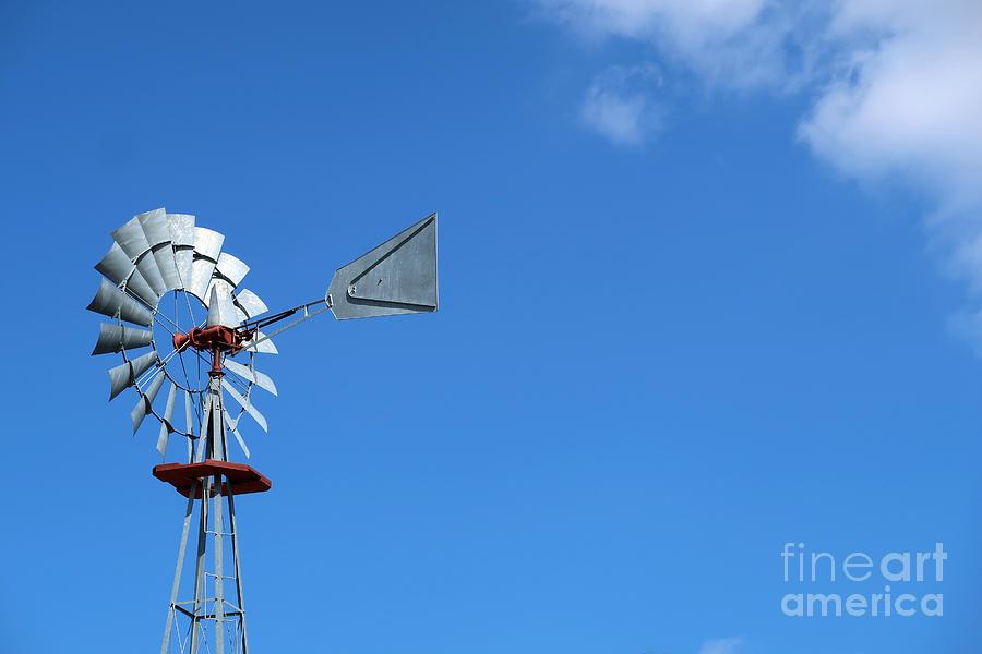 Archaic Wind Power by Ann Horn