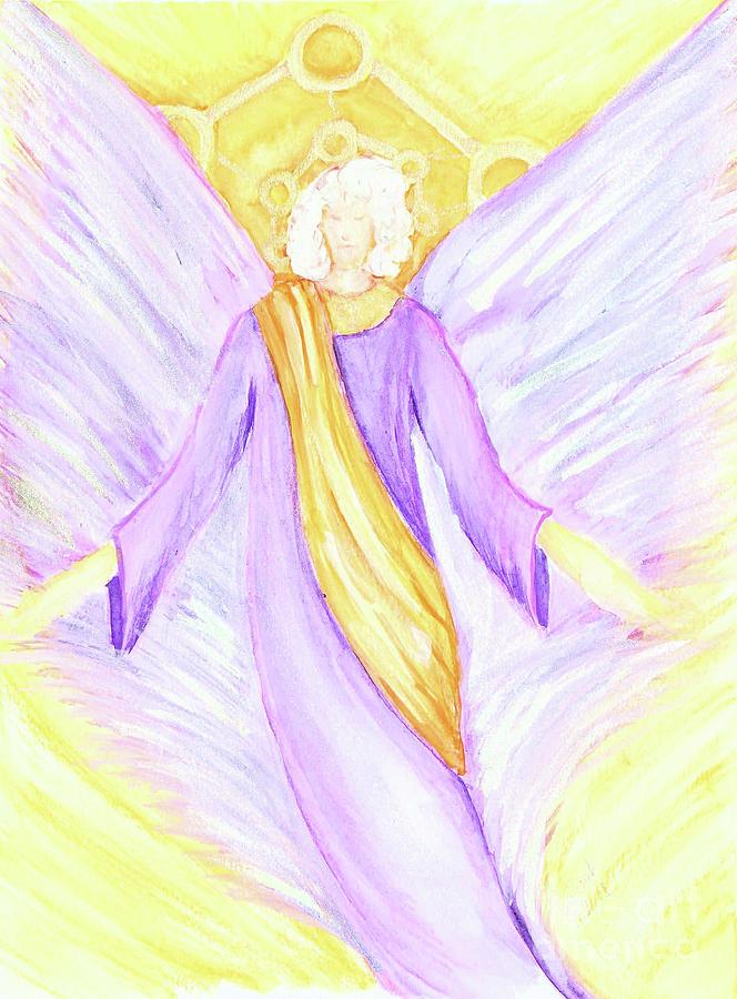 Archangel Metatron by Alorah Tout